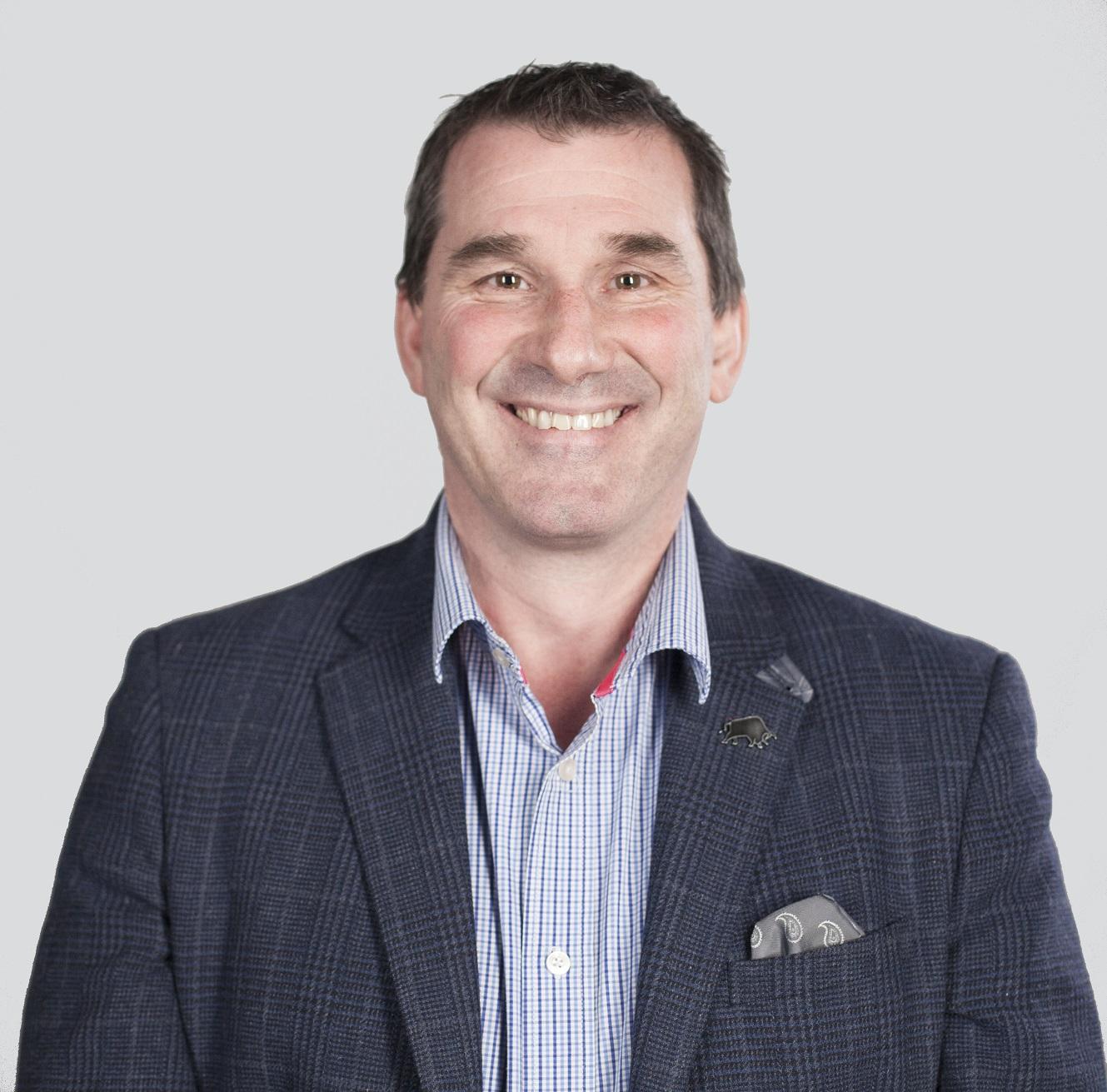 Meet… Gareth Evans